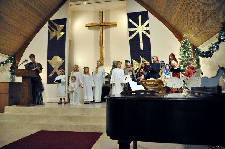 Sanctuary Christmas Eve