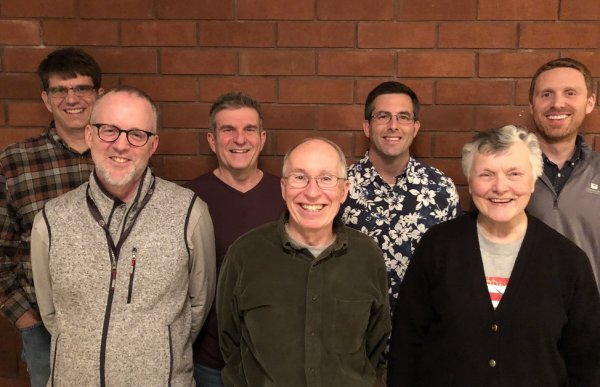 Elders of Presbyterian Church